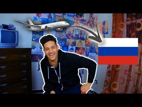 LA RUSSIE SANS VISA - سأذهب إلى روسيا