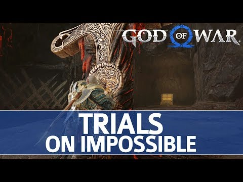 God of War - All Muspelheim Trials on Impossible Difficulty (Fire and Brimstone Trophy Guide)