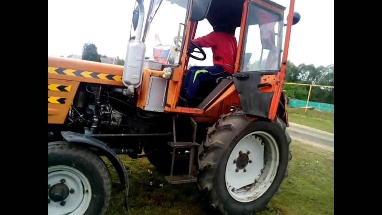 Новый трактор ХТЗ Т-150К 2017 года. Обзор - YouTube