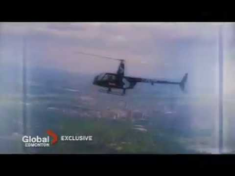 Global Edmonton - Global 1 chopper promo (2007)
