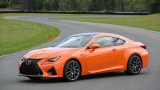 2017 Lexus RC F Test Drive, Top Speed, Interior And Exterior Car Review