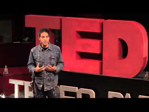 Street art as a way-out | JonOne | TEDxIESEGParis