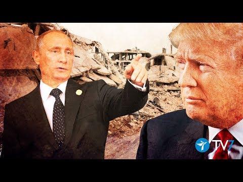 The U.S. Vs Russia, on a course of collision? - Jerusalem Studio 324