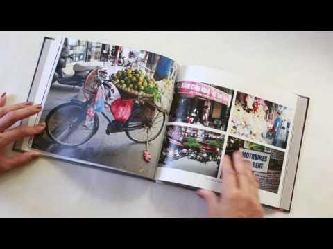 Vietnam/Thailand Blurb Photo Book