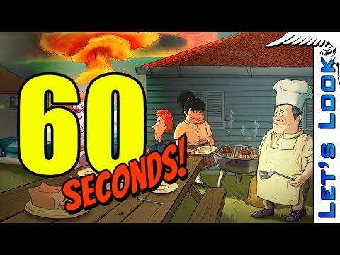 60 Seconds [Nuclear Apocalypse Survival] - Let's Look