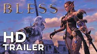 Best Game Trailers: Bless - The Siege HD Trailer