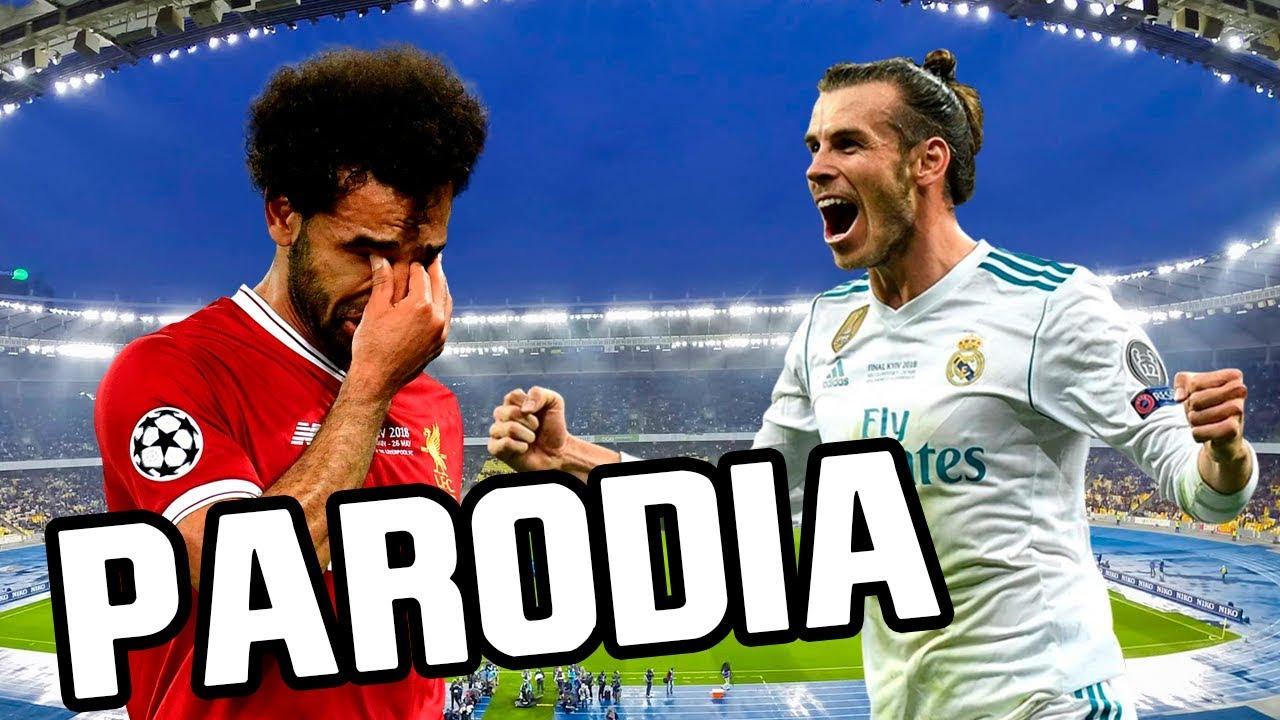 Canción Real Madrid vs Liverpool 3-1 (Parodia Reik - Me Niego ft. Ozuna, Wisin)