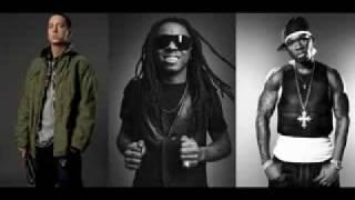 eminem ft 50 cent n lil wayne- anthem of the kings lyrics NEW