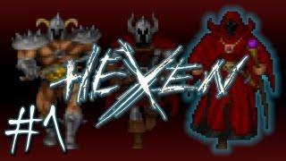 Hexen No. 1 - Winnowing Hall   Mage (Z567)