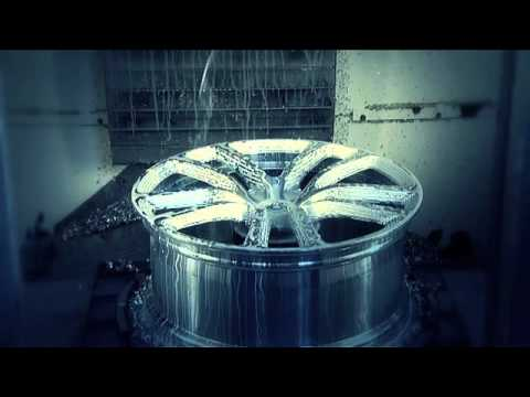 Forged Alloy Wheel Manufacturing by Rimstock Ltd
