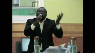 Wolicog Semon - The Faith of Moses Pt 2 -  Bro Paul