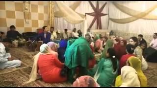 """""""Rang rumale"""" by Rashid Jahangir. Warid RUTBA Mehndiraat. Kashmiri wedding / mehndi"""