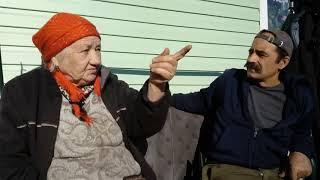 Галина Степановна Нарышкина о войне. Часть 03. Жизнь в деревне при немцах.