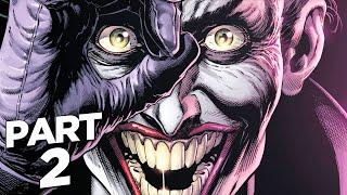 BATMAN RETURN TO ARKHAM (Arkham City) PS5 Walkthrough Gameplay Part 2 - JOKER (PlayStation 5)