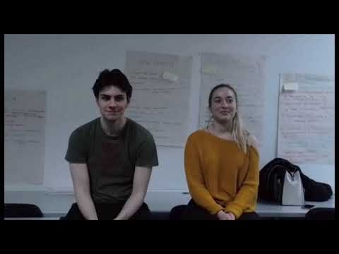 Bethany Walker & Ronan Ford Interview - The Attendant