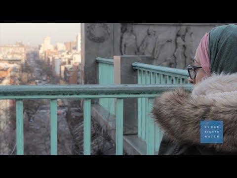 """""""I'm free, I finally left Gaza."""""""