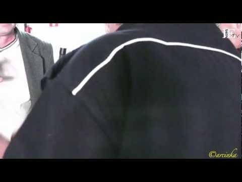 Na korytarzu sądowym czyli ping-pong policyjno-dziennikarski (18.09.12)