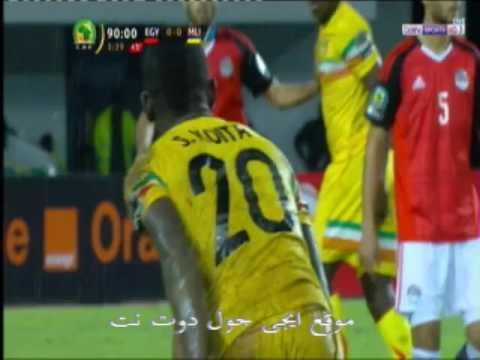 ملخص مباراة مصر ومالى فى كأس أفريقيا للشباب تحت 20 سنة Egypt-VS-Mali