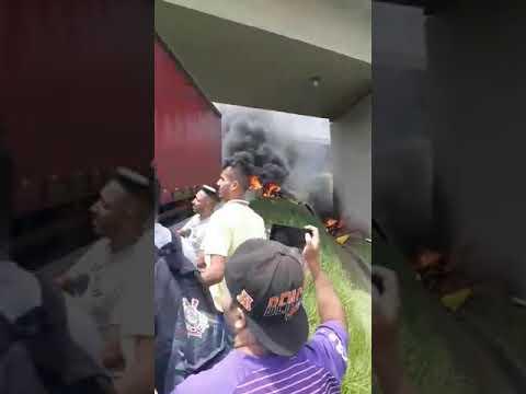 Vídeo mostra instantes após acidente de helicóptero em que Ricardo Boechat morreu em São Paulo