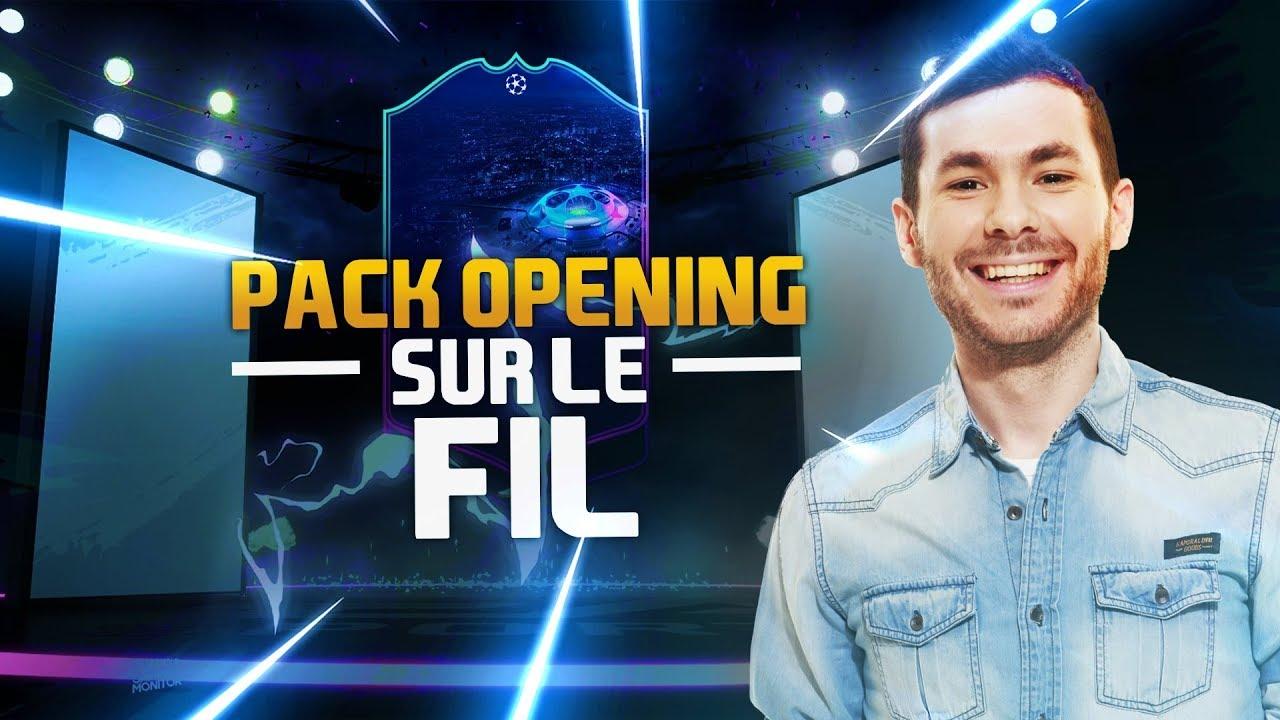 PACK OPENING LDC - SUR LE FIL !