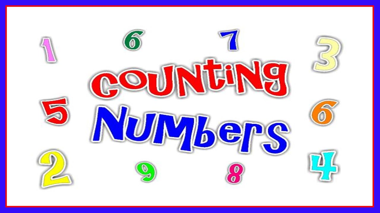 Counting Games for PreSchoolers - Counting Games for Toddlers ...
