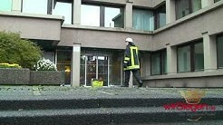 Feuer im Rathaus Geisweid schnell im Griff