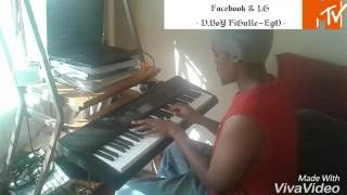 Prince Kaybee - Wajellwa guiter version ( Piano Cover By D.BoY FiGuRe-EgO )