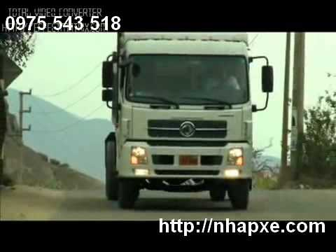 Xe tải, Dongfeng, Xe tải Dongdong, Xe Ben, xe tai dongfeng 8 tan