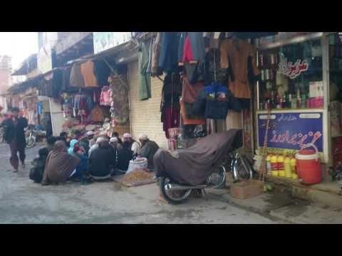 Kohat Main bazaar