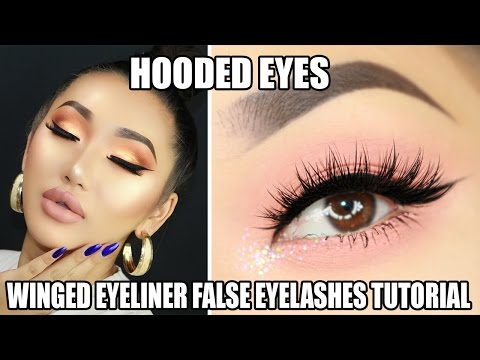 99e155c427d My Favourite Drugstore False Lashes for hooded or Asian Eyes by ...