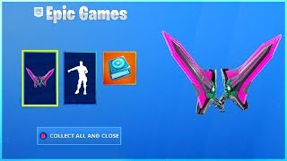 Monster VS Robot EVENT REWARDS and NEW FLOSS EMOTE in Fortnite Battle Royale!
