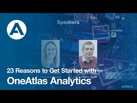 23 Reasons to Get Started with OneAtlas Analytics