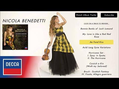 Nicola Benedetti - Homecoming: A Scottish Fantasy Album Sampler