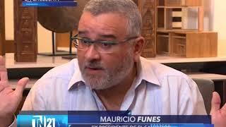 DECLARACIONES MAURICIO FUNES EN NICARAGUA