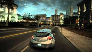 Need For Speed World Hidden Cars - Renault Megane