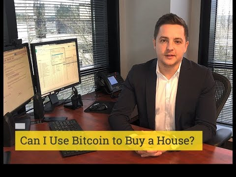 Can I get a mortgage using Bitcoin? First case in WA state.