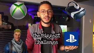 """Best Game Centre In Sudan """"Area51"""" (Xbox One, Playstation4 pro, PC, VR)"""