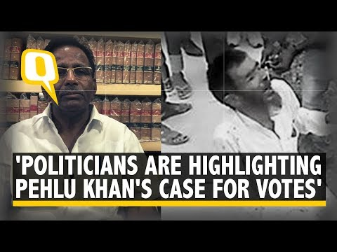 Pehlu Khan Still Guilty Today: Lawyer of the 6 Acquitted   The Quint