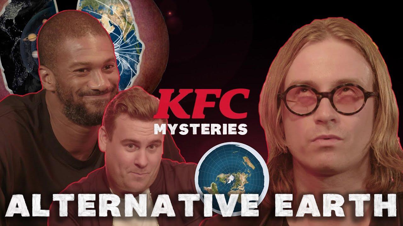 Download Alternative Earth: Flat Earth vs Hollow Earth! | KFC Mysteries Ep 1