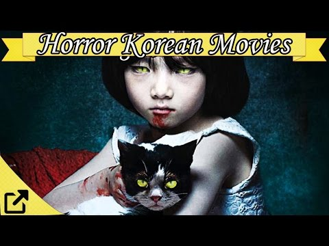Top 10 Horror Korean Movies 2015 (All the Time)