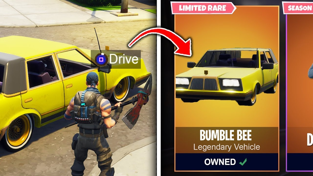top 10 fortnite vehicles that we d love to see - fortnite vehicles list