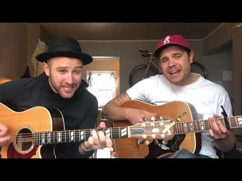 """Day Off Covers e.21 """"Bye Bye Love"""" by The Everly Brothers feat Jonah Sissoyev"""