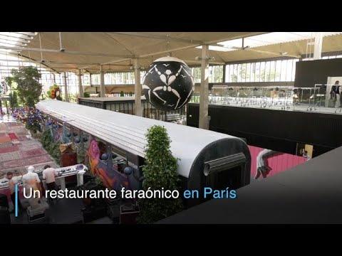 El restaurante más grande de Europa