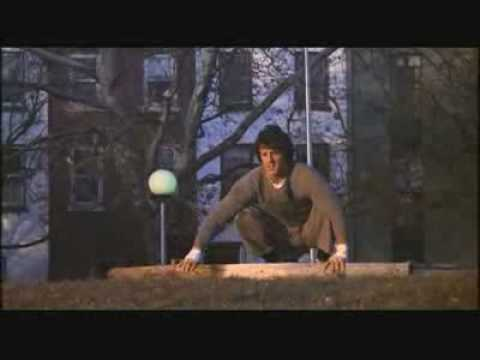 "ROCKY II Training ""Going the Distance"""