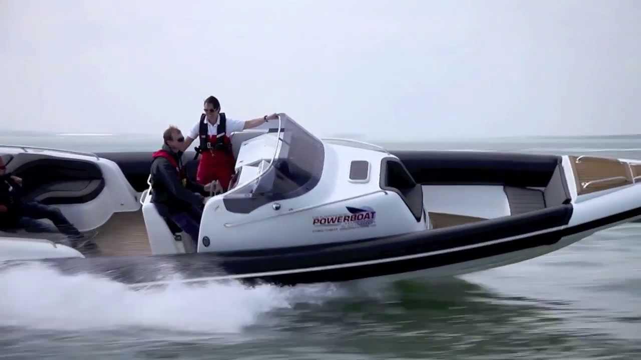 11 RIB Mega Test from Motor Boat & Yachting