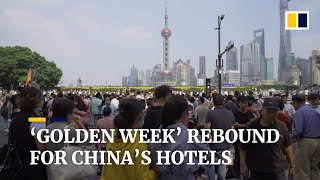 China's hotel industry rebounds from Covid-19 pandemic during 'golden week' holidays