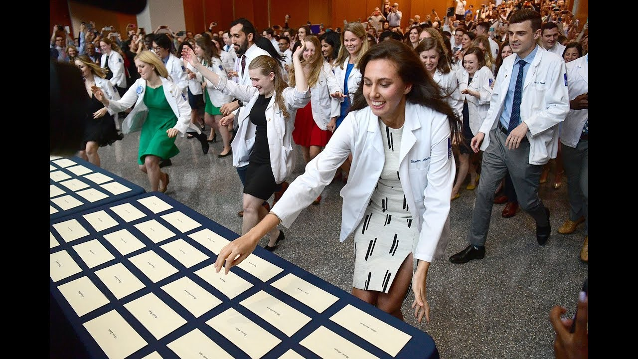Match Day 2019: The Department of Medicine welcomes 56 incoming