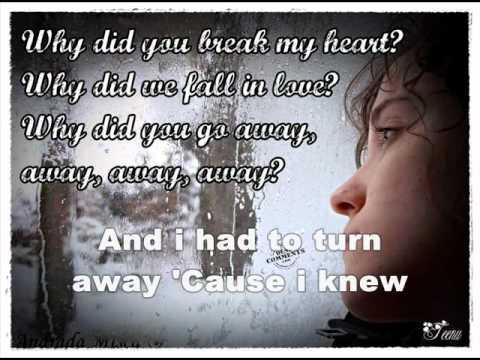 theres no easy way - james ingram w/ lyrics