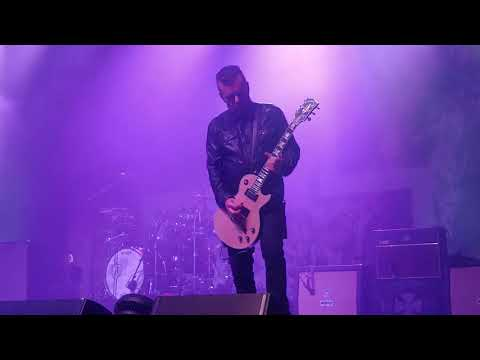 The Cult Live At The Paramount Theatre, Huntington NY, 12/10/19,  Love Removal Machine!