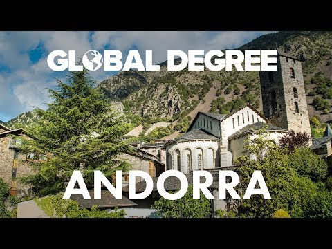 Andorra - Experiencing The world's Longest Toboggan Run!